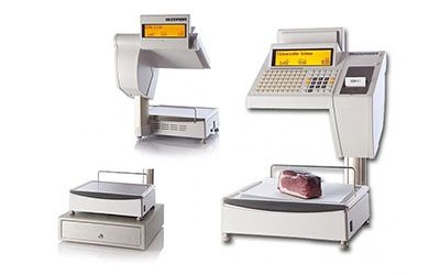 Used Bizerba scales