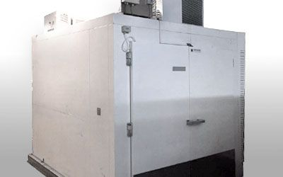 Used cold rooms and freezers
