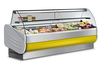 Counter display fridges